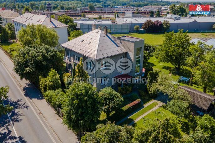 Pronájem, Byt 2+1, 71 m², Valašské Meziříčí, Nádražní