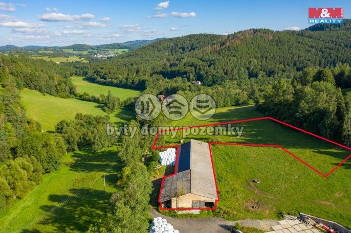 Prodej, Zemědělský objekt, 1015 m², Čkyně