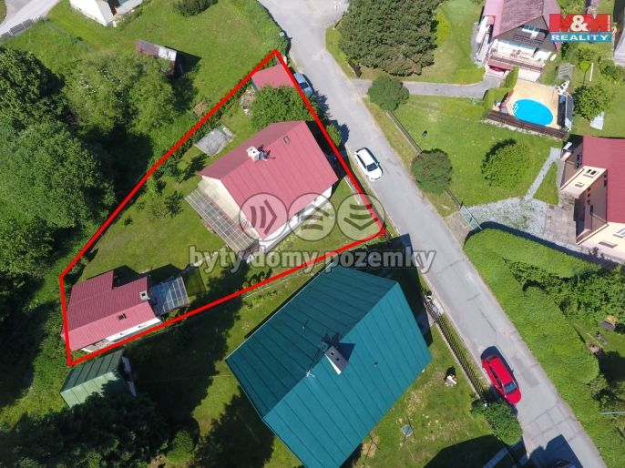 Prodej, Rodinný dům, 787 m², Deštné v Orlických horách