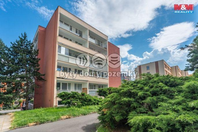 Prodej, Byt 2+kk, 55 m², Slaný, Vítězná