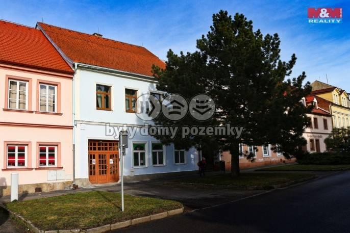 Prodej, Nájemní dům, 1091 m², Planá, Dukelských hrdinů