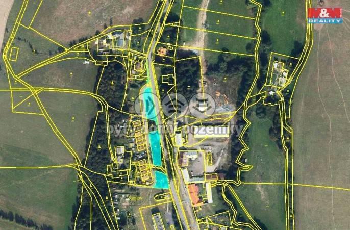 Prodej, Louka, 2072 m², Břidličná