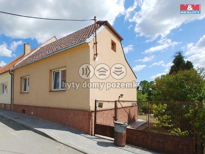 Prodej, rodinný dům, Bořitov, ul. Horní Zádvoří