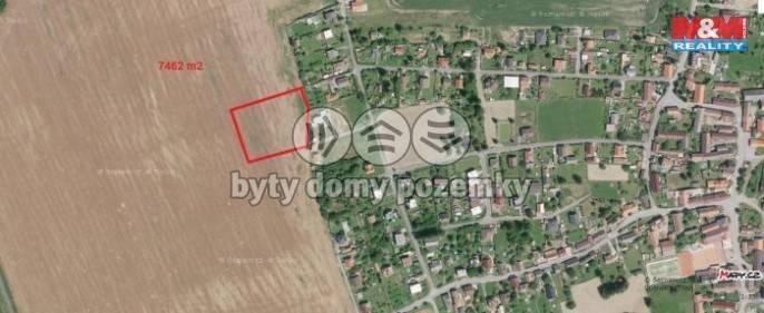 Prodej, Pole, 7462 m², Šťáhlavy