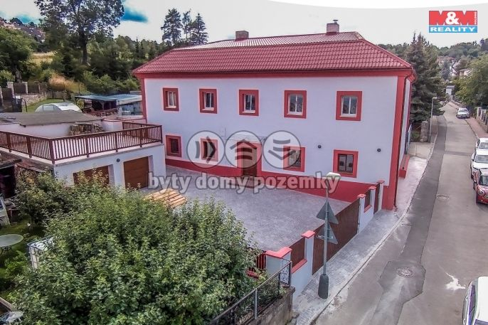 Prodej rodinného domu, 620 m², Praha