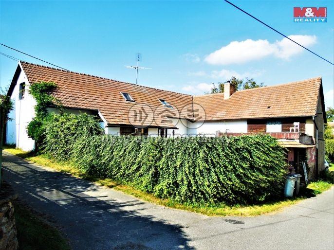 Prodej, Rodinný dům, 356 m², Nová Ves u Mladé Vožice