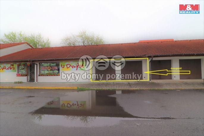 Prodej, Garáž, 47 m², Most, Františka Halase