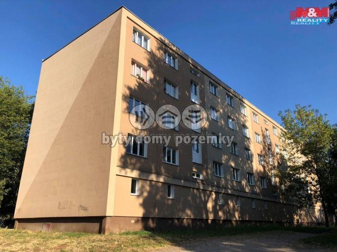 Pronájem, Byt 1+1, 35 m², Chomutov, Blatenská