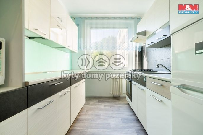 Prodej, Byt 3+1, 70 m², Ústí nad Labem, Spartakiádní