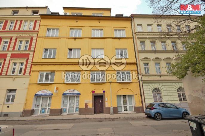 Prodej, Byt 1+1, 45 m², Praha, Za papírnou