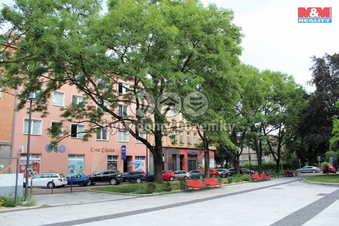 Pronájem, Kancelářský prostor, 17 m², Ostrava, Mariánské náměstí