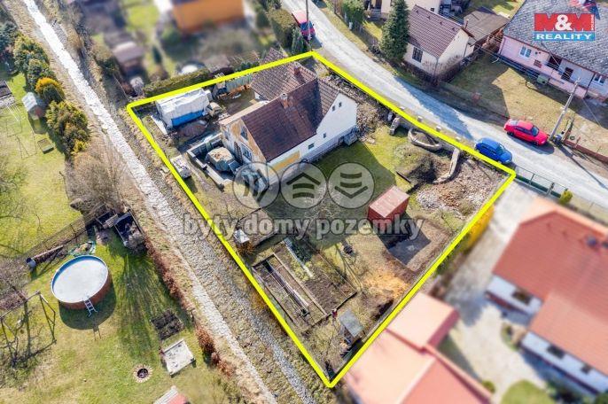 Prodej, Rodinný dům, 819 m², Dobřív