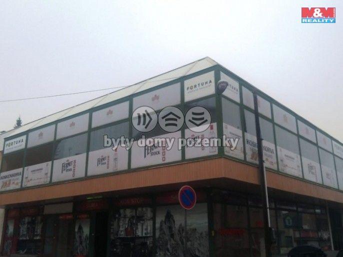 Pronájem, Restaurace, stravování, 270 m², Dvůr Králové nad Labem, náměstí Odboje