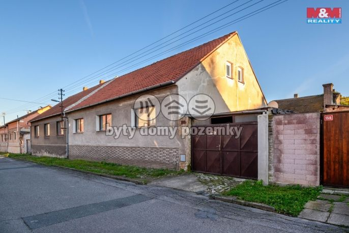 Prodej rodinného domu, 152 m², Kladno, ul.