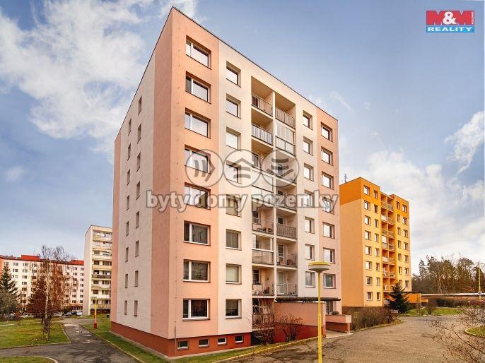 Prodej, Byt 3+1, 66 m², Příbram, Šachetní