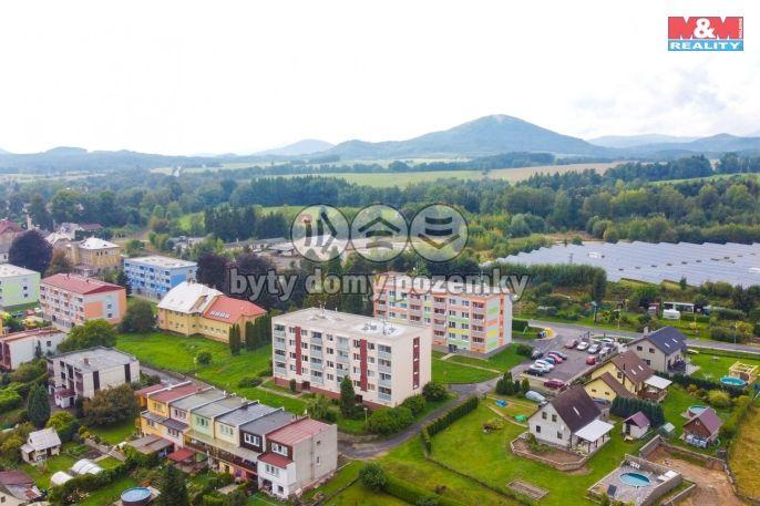 Prodej, Byt 3+1, 68 m², Jablonné v Podještědí, Liberecká