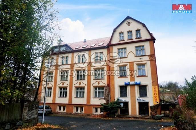 Prodej, Hotel, penzion, 672 m², Vejprty