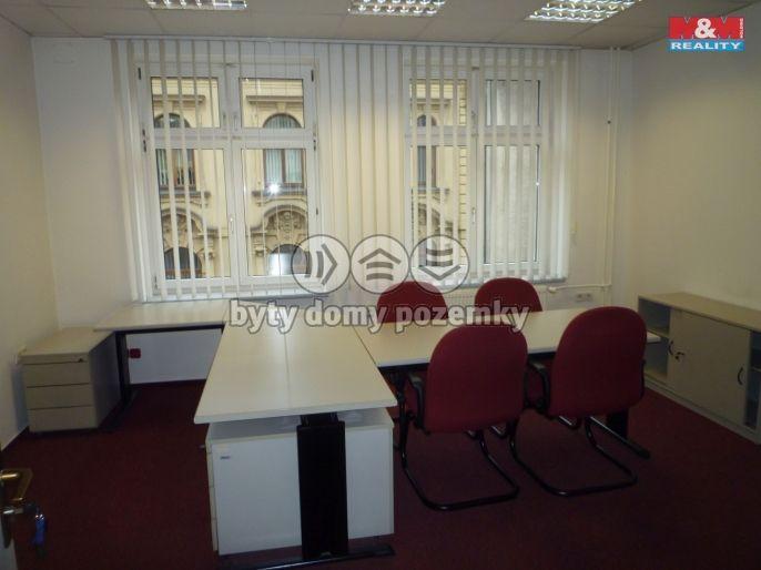 Pronájem, Kancelářský prostor, 200 m², Opava