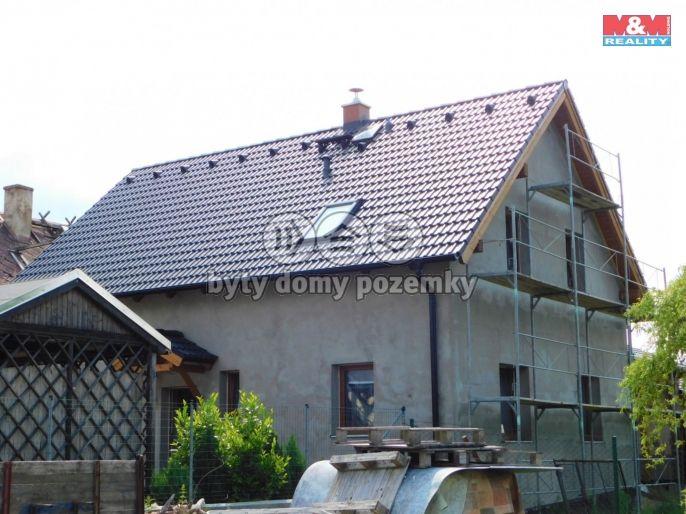 Prodej, rodinný dům, 5+1, 160 m2, Nový Kostel