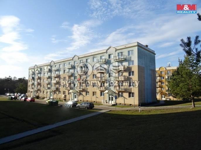 Prodej, Byt 2+1, 52 m², Luštěnice