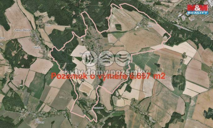 Prodej, Zahrada, 6697 m², Doubravice