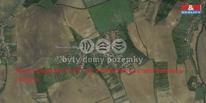 Prodej, Pole, 13197 m², Bukovany