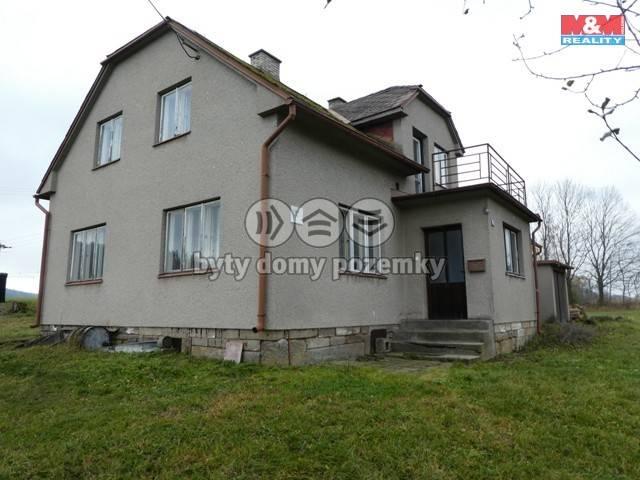 Prodej, Rodinný dům, 10324 m², Mladkov