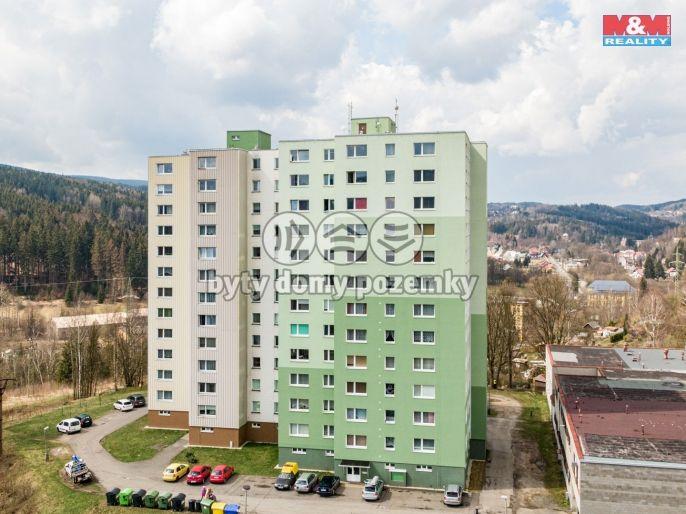 Prodej, Byt 1+1, 39 m², Tanvald, Horská