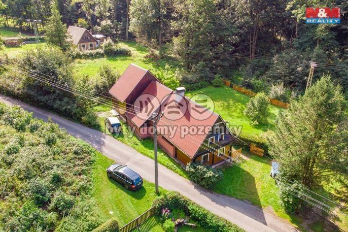 Prodej, Rodinný dům, 952 m², Kryštofovo Údolí