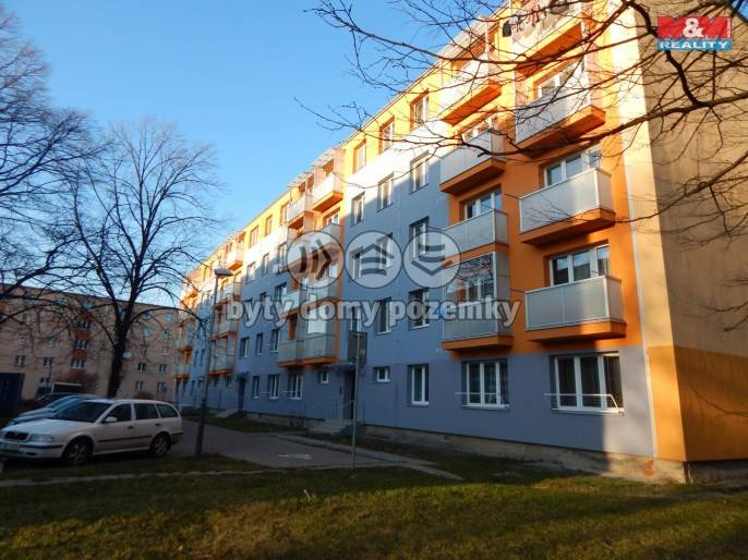 Prodej, Byt 1+1, 35 m², Ostrava, Mitušova