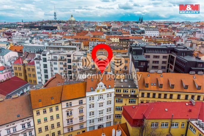 Prodej, Byt 1+kk, 33 m², Praha, Školská