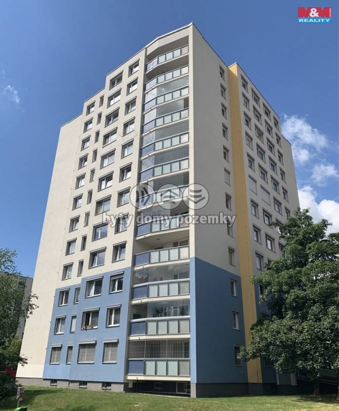 Pronájem, Byt 2+kk, 48 m², Praha, Nušlova
