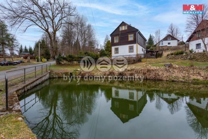 Prodej, Chalupa, 1043 m², Jindřichovice