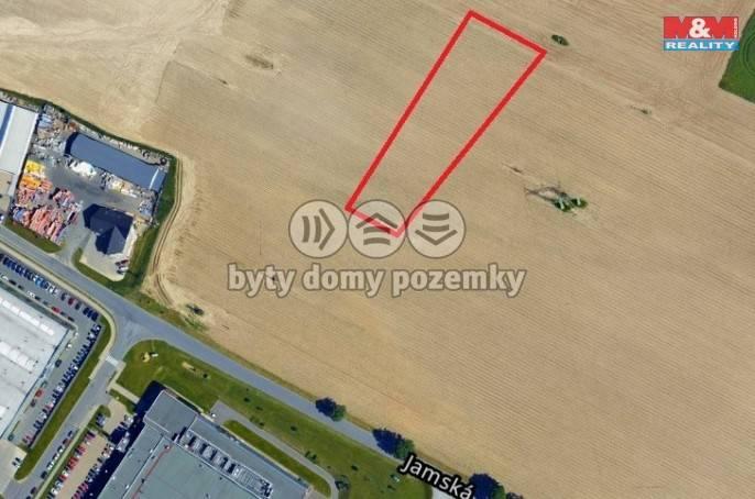 Prodej, Pole, 3787 m², Žďár nad Sázavou