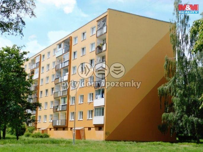 Pronájem, Byt 1+1, 36 m², Chomutov, Kyjická