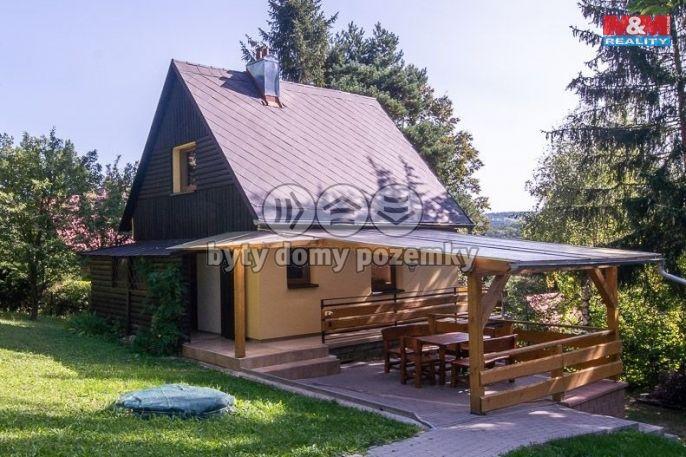 Prodej, Chata, 450 m², Tvarožná Lhota