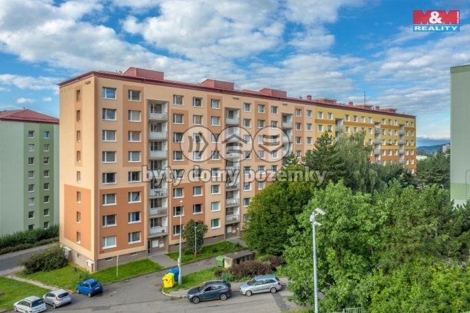 Prodej bytu 1+1, 36 m², Ústí nad Labem, ul.
