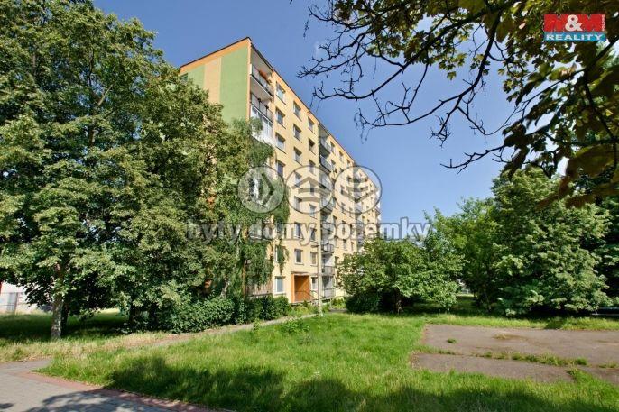Prodej, Byt 3+1, 66 m², Chomutov, Kostnická