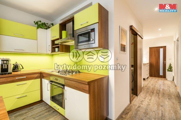 Prodej bytu 2+1, 59 m², Liberec, ul. Rychtářská