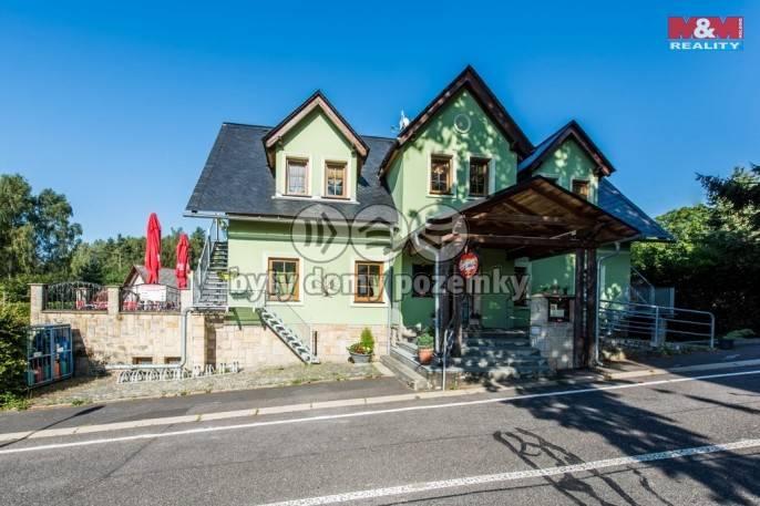 Prodej, Hotel, penzion, 871 m², Jablonné v Podještědí