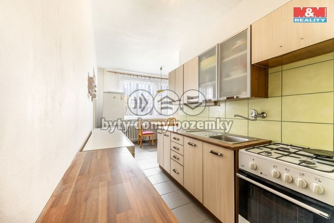 Prodej, Byt 2+1, 62 m², Chomutov, Kostnická