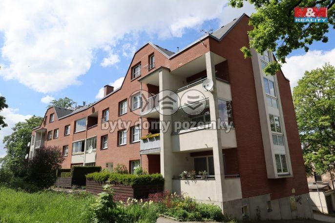 Pronájem, Byt 2+kk, 55 m², Jablonec nad Nisou, Horská