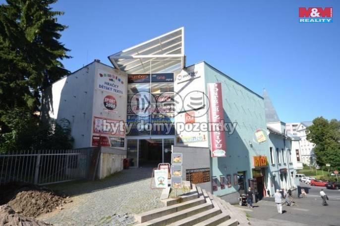 Pronájem, Obchod a služby, 23 m², Jablonec nad Nisou