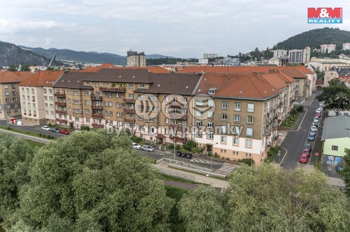 Prodej, Byt 3+1, 68 m², Ústí nad Labem, Střekovské nábřeží