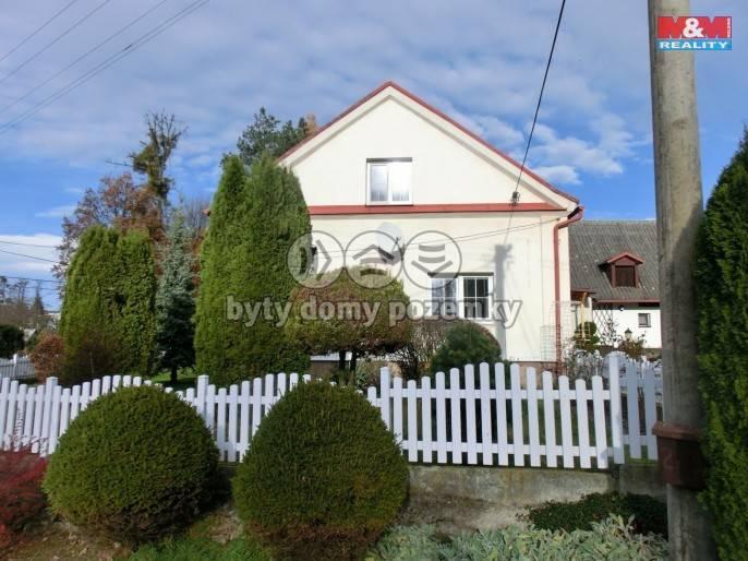 Prodej, rodinný dům 6+2, 1849 m², Velké Heraltice