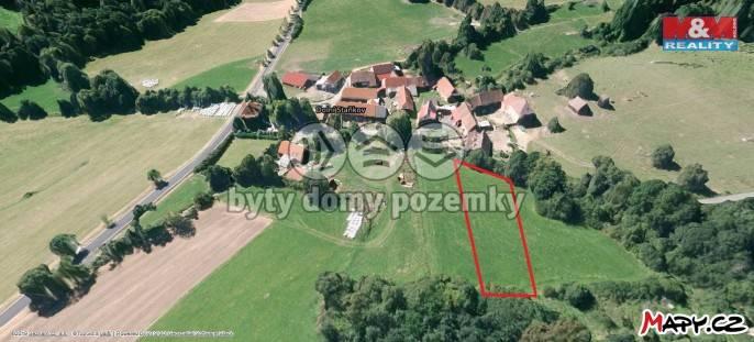 Prodej, Pozemek k bydlení, 1311 m², Sušice