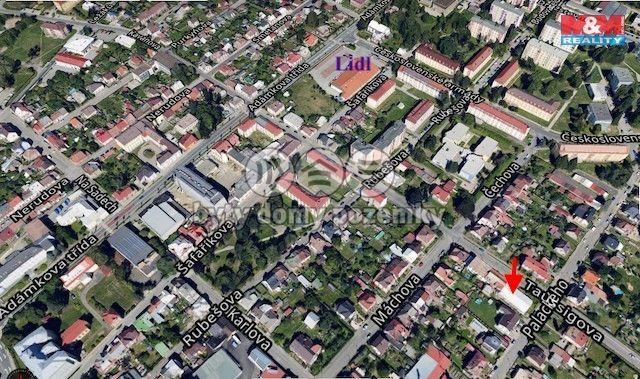 Pronájem, Výrobní objekt, 519 m², Hlinsko, Taussigova