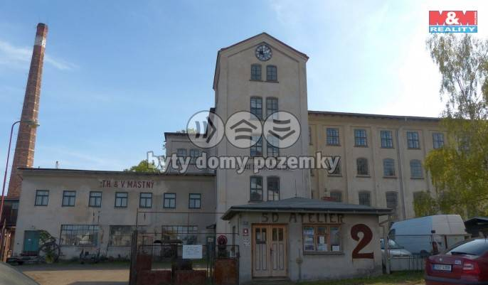 Pronájem, Sklad, 1000 m², Lomnice nad Popelkou, Antala Staška