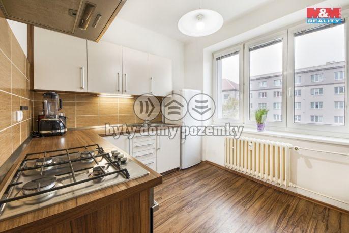 Prodej bytu 2+1, 57 m², Plzeň, ul. Částkova