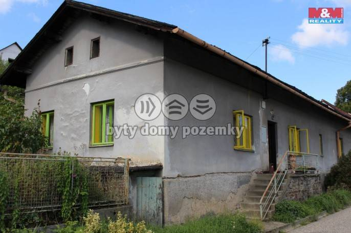 Prodej, Rodinný dům, 872 m², Skřipov